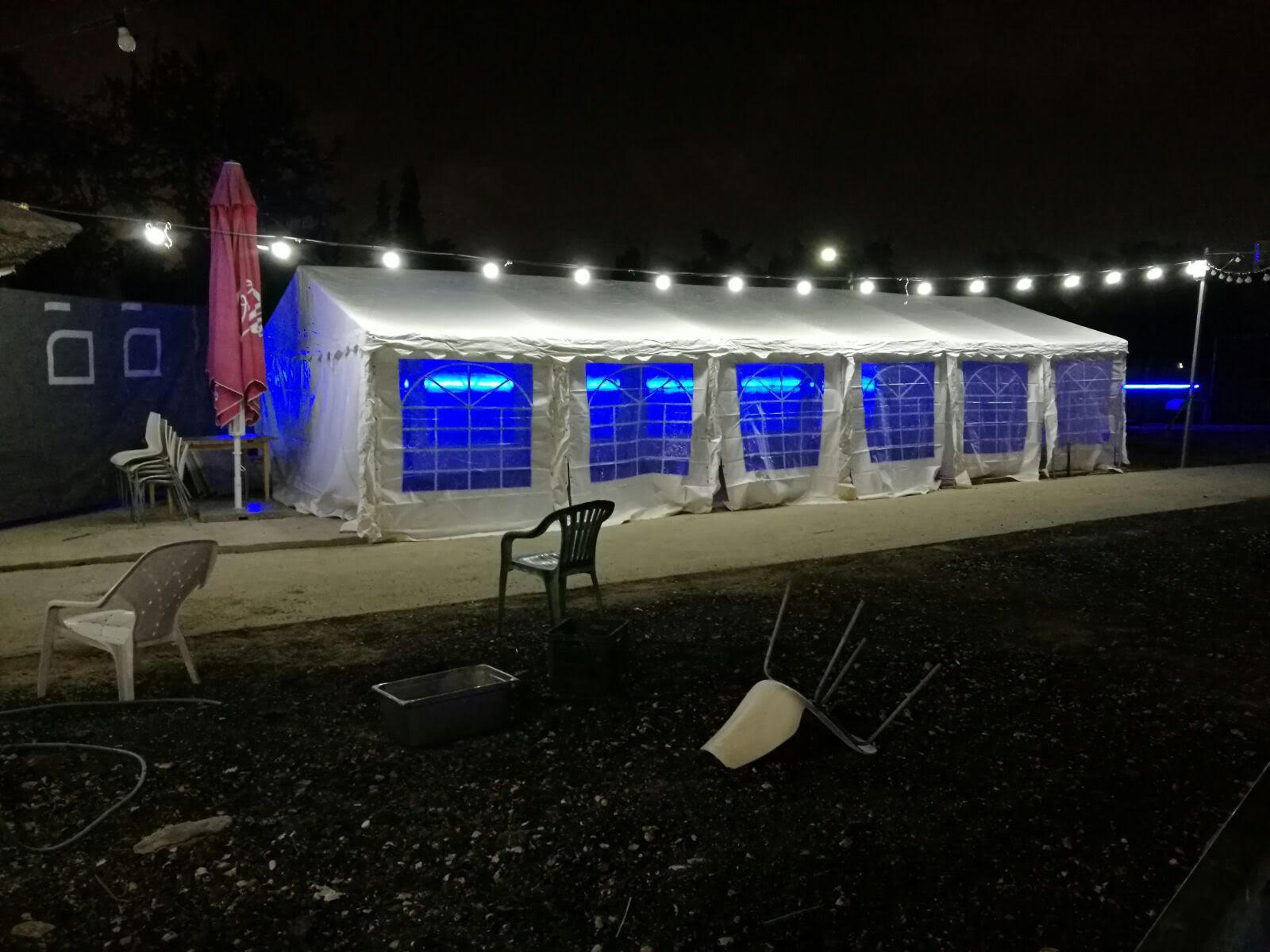 אוהלי נועם השכרת אוהל לאירועים