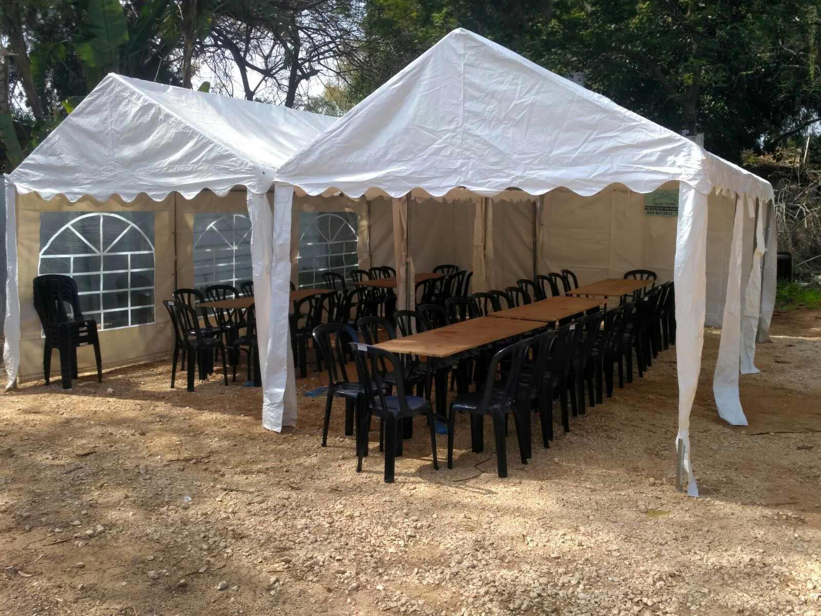 סוכת אבלים אוהל אבלים השכרת אוהלים