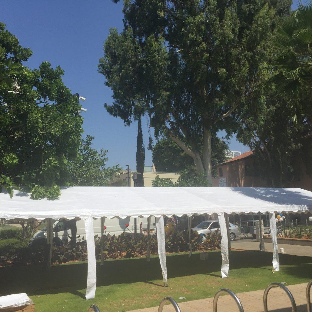 השכרת אוהל לאירוע אוהלי נועם