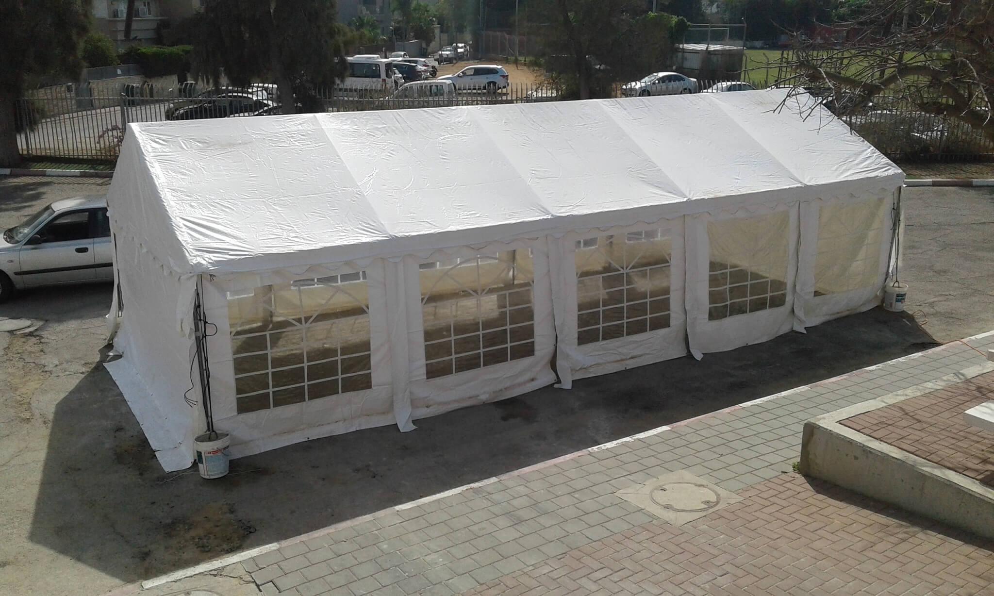 אוהלי נועם - השכרת אוהלים לאבלים