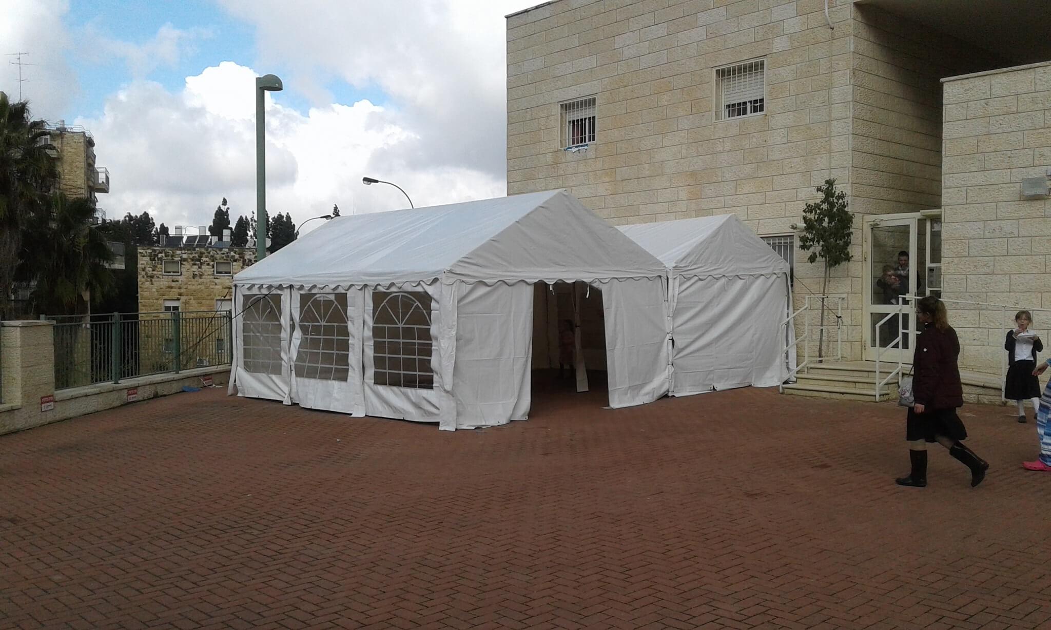 השכרת אוהל אבלים
