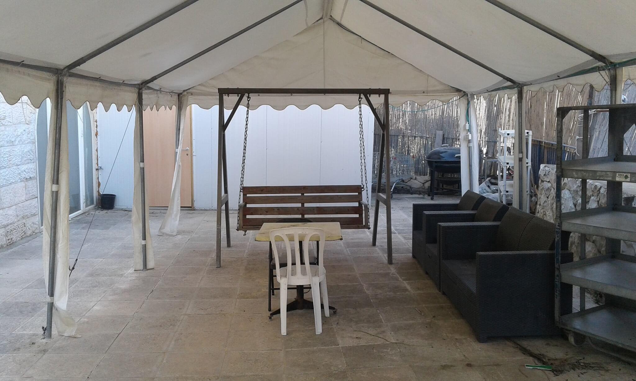 אוהלי נועם - השכרת אוהל לאבלים